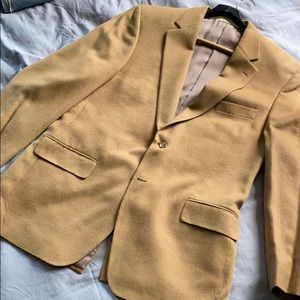 COPY - Camel hair men's  blazer